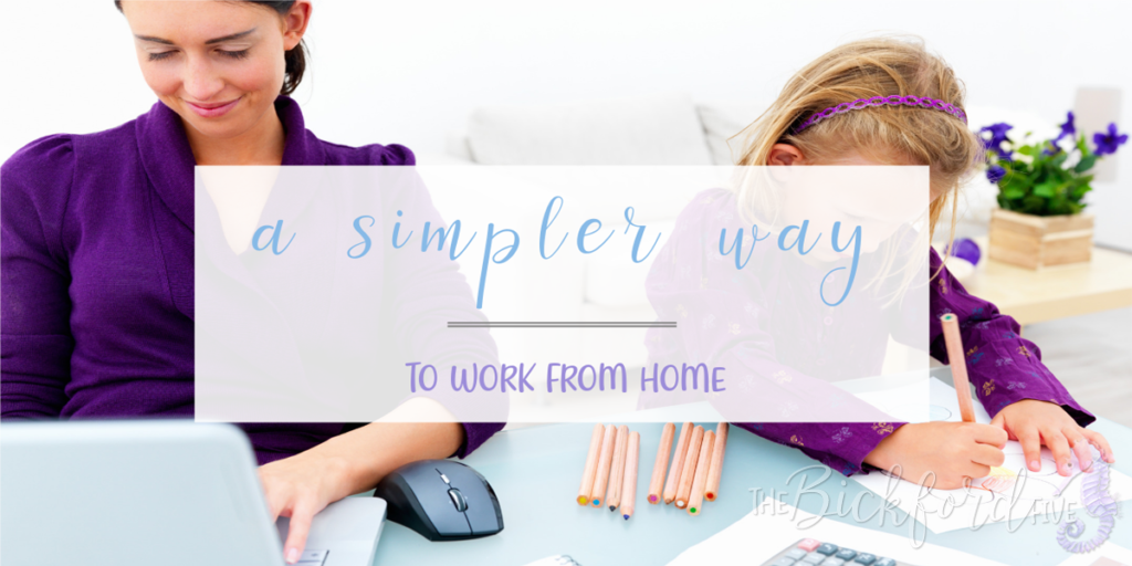 A Simpler Way to Work From Home