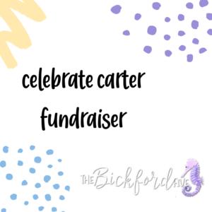 celebrate carter fundraiser