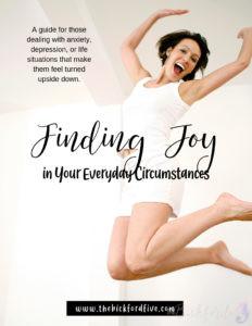 finding joy guide