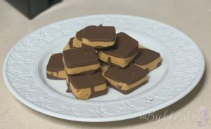 yummy homemade peanut butter cups